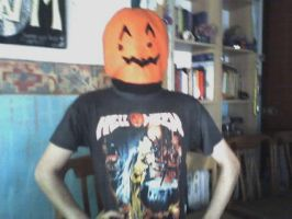 Super Pumpkin... by JoRgE-1987