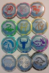 The 12 Talismans by MaverickTears