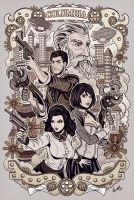 Bioshcok infinite by EdgarSandoval