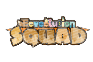 Eeveelution Squad (OFFICIAL 2018 LOGO) by MickeyMario64