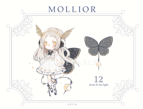 Mollior 12 Adoptable [CLOSED] by sr1023