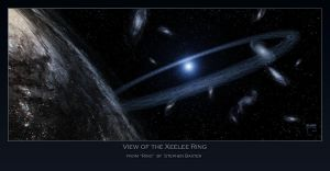 View of the Xeelee Ring by steve-burg