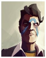 Handsome Jack by Ben-Olive