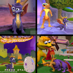 SPYRO IS THIS LOSS (part 1) by PlatypusLovesBlue