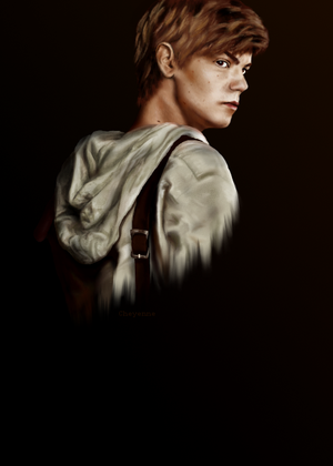Newt from the Maze Runner series by Bolero-lief