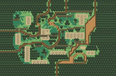 Darura Meadow Map by Anbuja