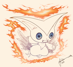 Victini by ArmiesAgainstMe