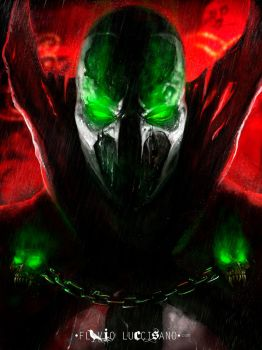 Spawn by flavioluccisano