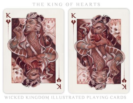 The King of Hearts by wylielise