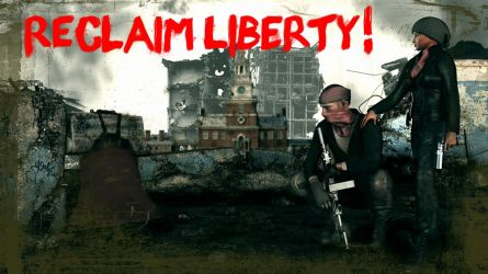 Homefront: The Revolution - Relaim Liberty! by Steamrider86