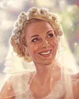 Mrs Mary Watson - The Bride by ImperfectSoul