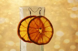 Orange glass by andrisanteodora