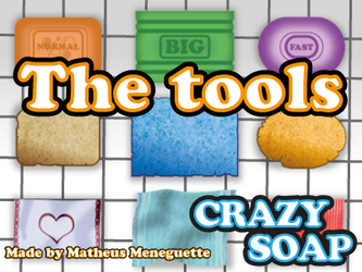Crazy Soap - Tools by SaTTaR