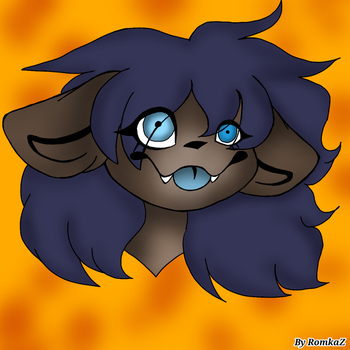My New profile pic of my Sona by RomkaZ