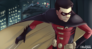 GO Auction: Young Justice Robin by horyuu