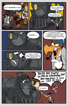 Technicolor OCT - Audition pg 3 by Fanriffic