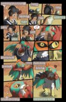 SoG: Error Trap - 701 Hawlucha by MistressMissingno