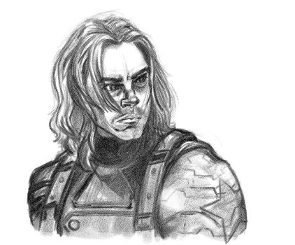 Winter soldier by EDGV
