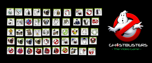 Ghostbusters Video Game: All 50 Achievements by Ghostbustersmaniac