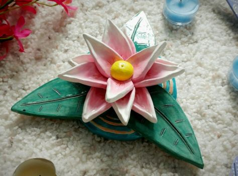 Mother's Lotus by SydVC