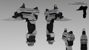 T-Pistol by betasector