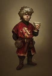 Tyrion Lannister by znodden