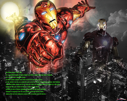 Story of Iron-Man by Jagouille