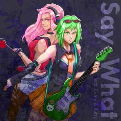 Say what feat. Gumi  Ruby by Tekamza