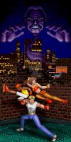 Streets of Rage by azraelengel