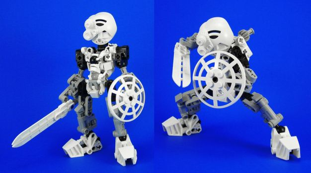 an analysis of the different idea in their bionicle line by lego Rather than taking the same route with design as the popular lego star wars franchise, bionicle is pushed in an entirely different direction the game is entirely one player throughout, makes use of nearly every button on the controller, and takes inspiration not from classic quarter-jerking games like its predecessor, but in a fully.