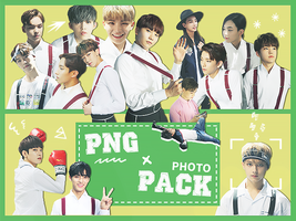 PNG #06 'VERY NICE' MV Making*16+PHOTO PACK*18 by verniieee