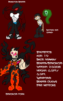 Phantom Reaper Reference by Thesimpleartist4