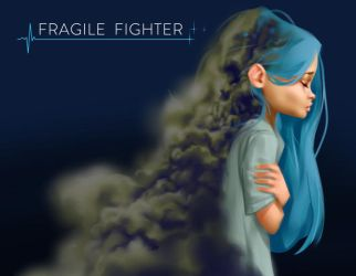 Fragile Fighter by Grobi-Grafik