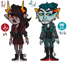 Fantroll Adoptables CLOSED by 221594
