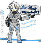 Alton Towers - Galactica by mitchika2