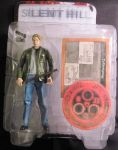 Silent Hill 2 action figure 2 by Baker009