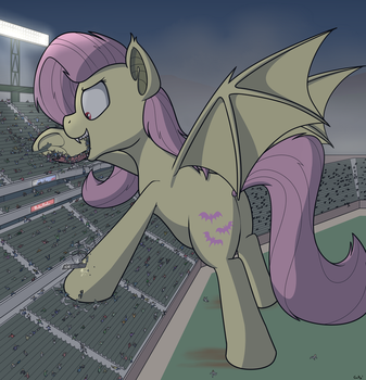 Giant Flutterbat 12 by RapidStrike