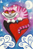Cheshire Cat by VictoriaThorpe