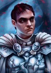Commodus by Lady-ObsidiAnne