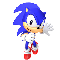 Newer Satam Sonic Render by JaysonJeanChannel