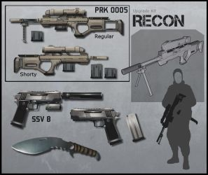 Recon Kit by Prospass