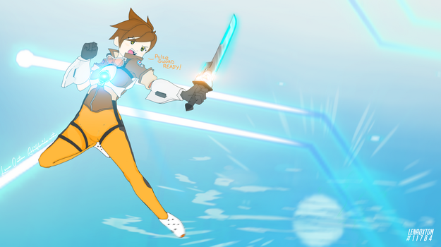 Tracer PULSE SWORD by abilflorida