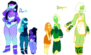 Fusion Adopts [CLOSED] by Death2Eden