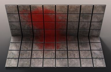 Laticis FREE Object - SciFi Wall Tiles by Laticis