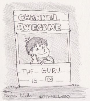 The Guru Is In by AnimationFanatic