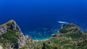 Straight down from Anacapri by TarJakArt