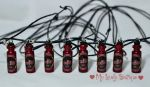 Tru Blood Bottle Necklace by TheLovelyBoutique