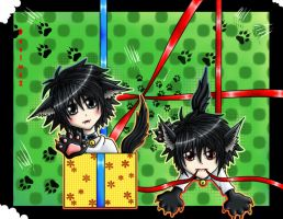 Death Note animal party by duelme2