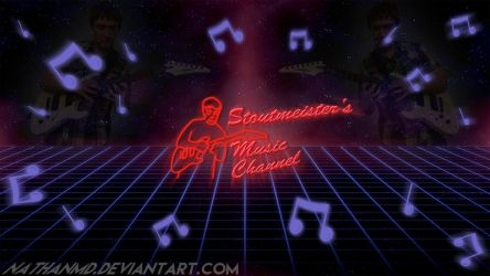 StoutmeistersMusic - YouTube Banner by NathanMD
