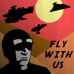 Fly With Us by CentauriTiger